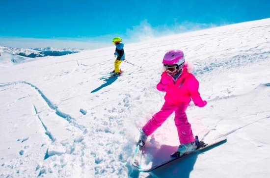 Junior Ski Rental Package for Salt...