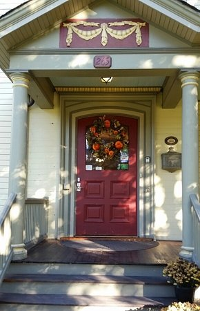 Summit, NJ: The gorgeous front door