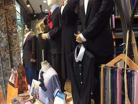 VJ's Bespoke Clothier