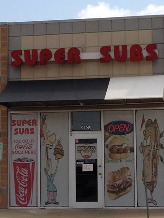 Midwest City, OK: Super Subs