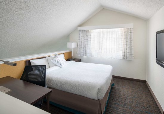 Arcadia, Californië: Penthouse Loft Bedroom