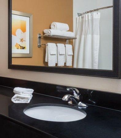 Temple, TX: Guest Bathroom Vanity