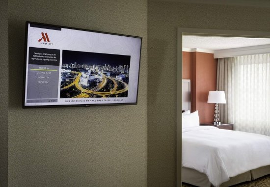 Bethesda, MD: Guest Room Technology