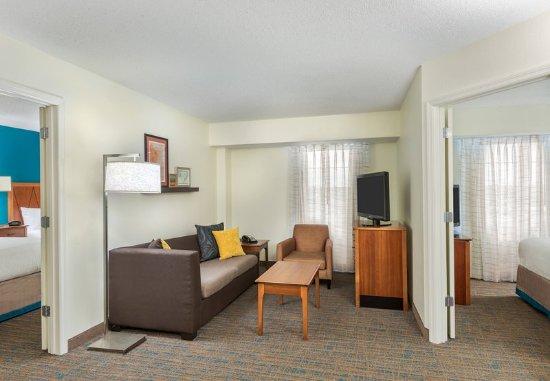 Residence Inn St Louis Downtown Saint Louis Mo