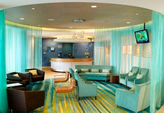 College Park, GA: Lobby Lounge