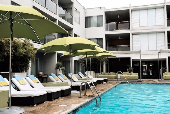 Sunset Marquis: Pool
