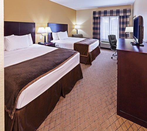 Sulphur Springs, TX: Guest Room