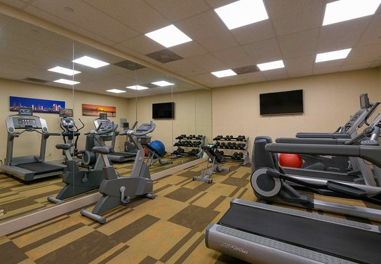 Courtyard by Marriott San Diego Old Town: Fitness Center