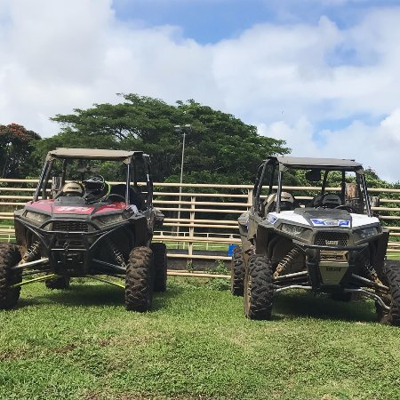 Maui Off Road >> The Atv S Picture Of Maui Off Road Adventures Hana