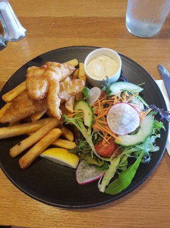 Howick, New Zealand: Fresh Market Fish & Chips