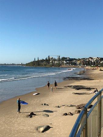 Alexandra Headland, Australia: Beach