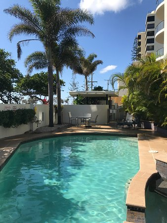 Alexandra Headland, Australie : Pool