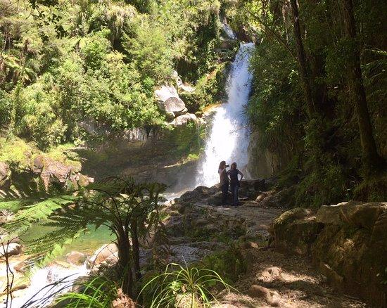 Abel Tasman National Park, Nueva Zelanda: Wainui Falls