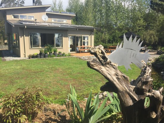 Reefton, Nueva Zelanda: Ikamatua off the grid
