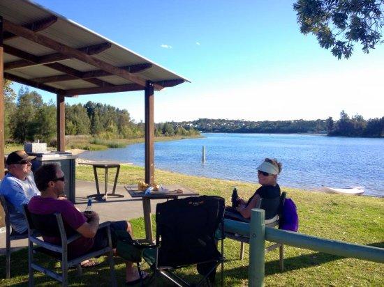 burrill lake tourist park updated 2017 campground. Black Bedroom Furniture Sets. Home Design Ideas