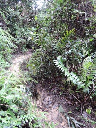 Seremban, Malaysia: Gunung Besar Hantu