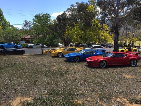 Megalong Valley, أستراليا: Megalong Valley Tearooms