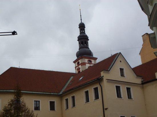 Kostel Jana Krtitele Na Pradle