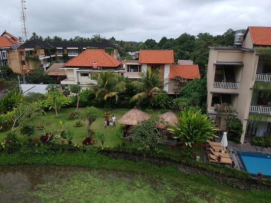 Balcony - Picture of Byasa Ubud, Peliatan - Tripadvisor