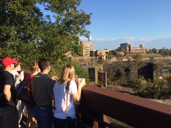 Vicinity Tours: Guests enjoy the views and brews on the Phenix City Story Happy Hour Tour, Daily 3:30pm.