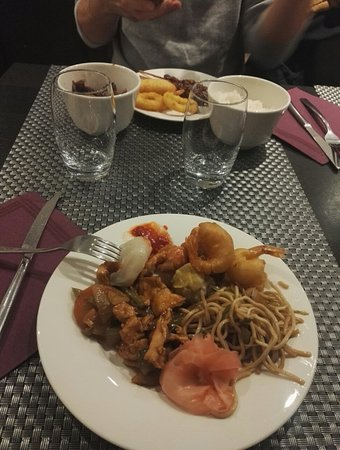 Restaurant La Villa Thai Erstein
