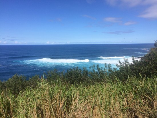 "Paia, Hawaï : ""Jaws for the Big Wave Surfing Competition!"""