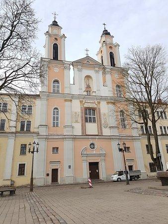 Church of St. Francis Xavier: 20170317_085345_large.jpg