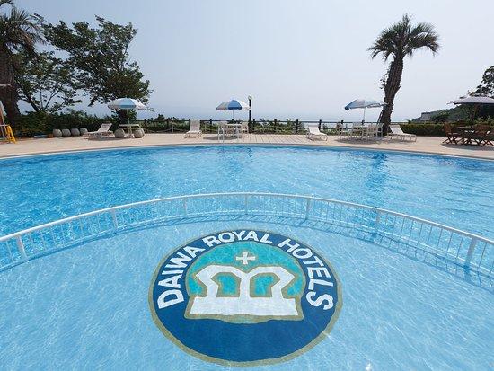 โรงแรม โตมิอูระ รอยัล มินามิโบโสะ: プール - Pool -