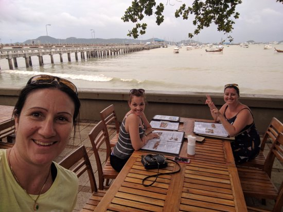 Nikitas Beach Restaurant: Great View
