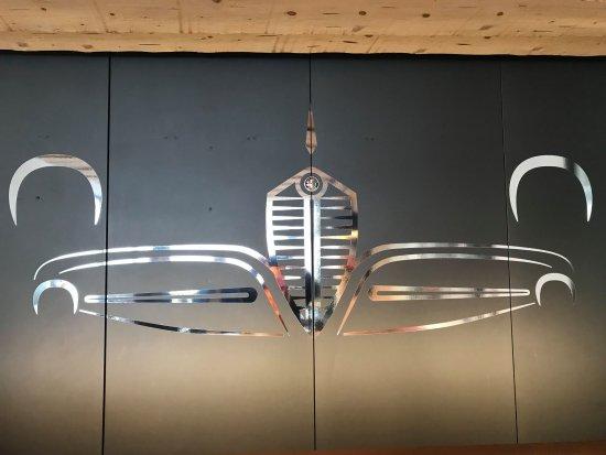 Ristorante Il Bacio: Interior Design