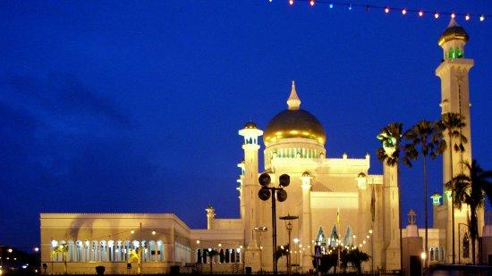 Brunei: Omar Ali Saifuddien Moschee