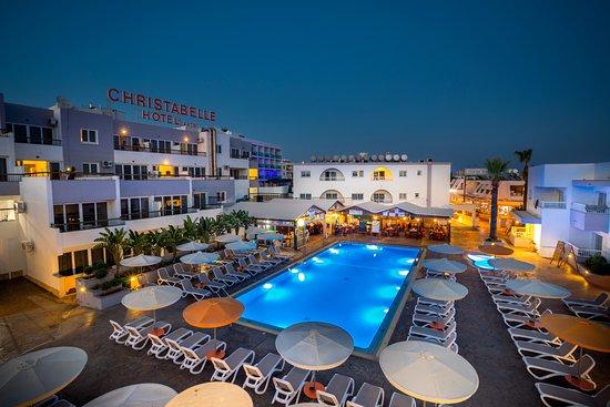 Karta Cypern Flygplats.Christabelle Hotel Apartments Ayia Napa Cypern Omdomen Och
