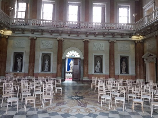 Wentworth Woodhouse Preservation Trust: The Marble Hall