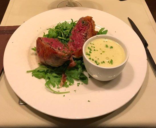 Oberschaeffolsheim, Francia: Pièce de viande
