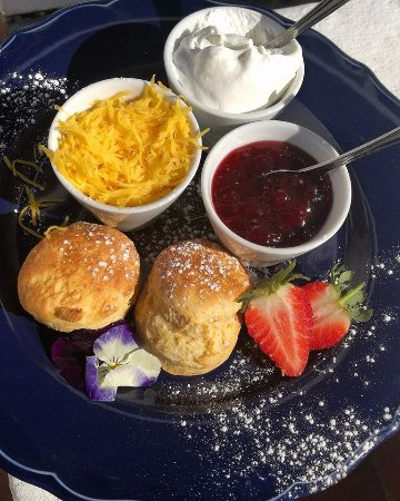 Erinvale Estate Hotel and Spa: Breakfast