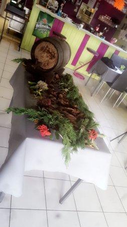 Limay, France : Journée du Beaujolais Nouveau