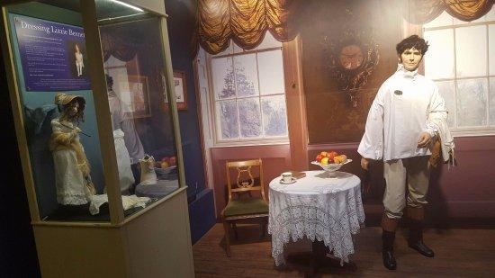 Jane Austen Tea Room Review