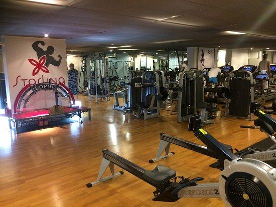 Le Grand Saconnex, Schweiz: Centre de Fitness
