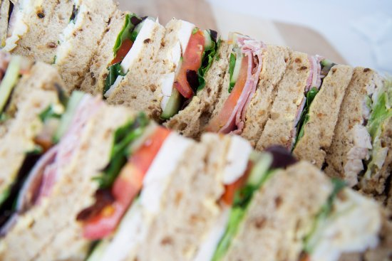 Hamble, UK: Sandwiches