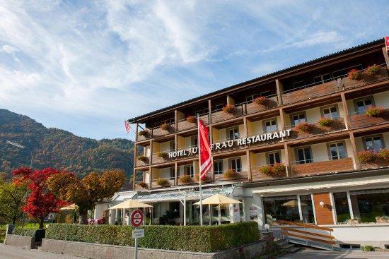 Wilderswil, Suiza: Aussenansicht