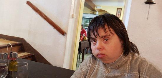 Mieres, España: Mi hija Sandra