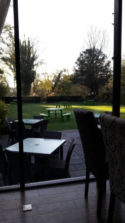 Mildenhall, UK: My stay at The Riverside Hotel