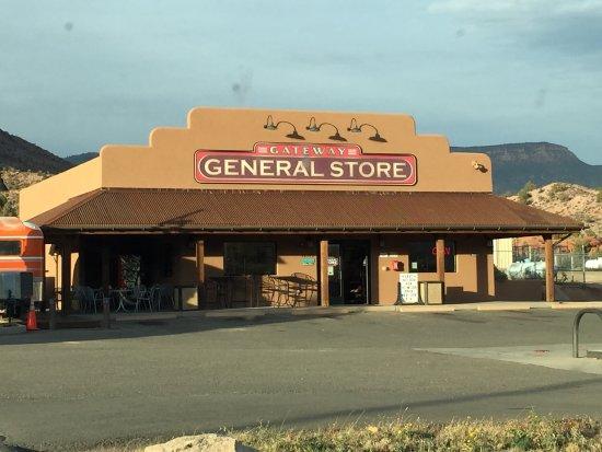 Gateway, CO: Front.