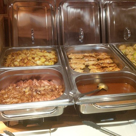 Wirges, Alemania: Buffet