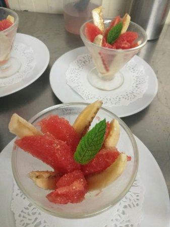 Castelnau-d'Estretefonds, Francia: La TABLE DES Gourmandises