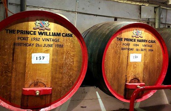 Seppeltsfield, Australia: Barrel