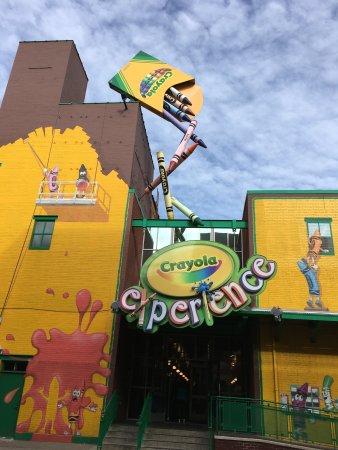 Crayola Experience صورة فوتوغرافية