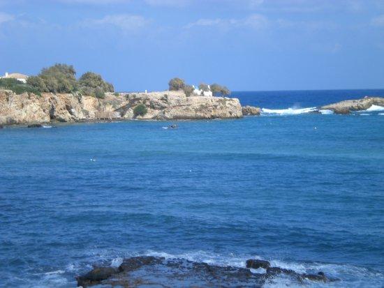 Saradari: View from the restaurant