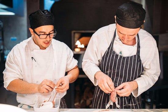 The Akeman: Chef