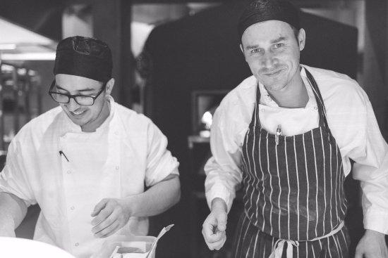 The Akeman: Chefs